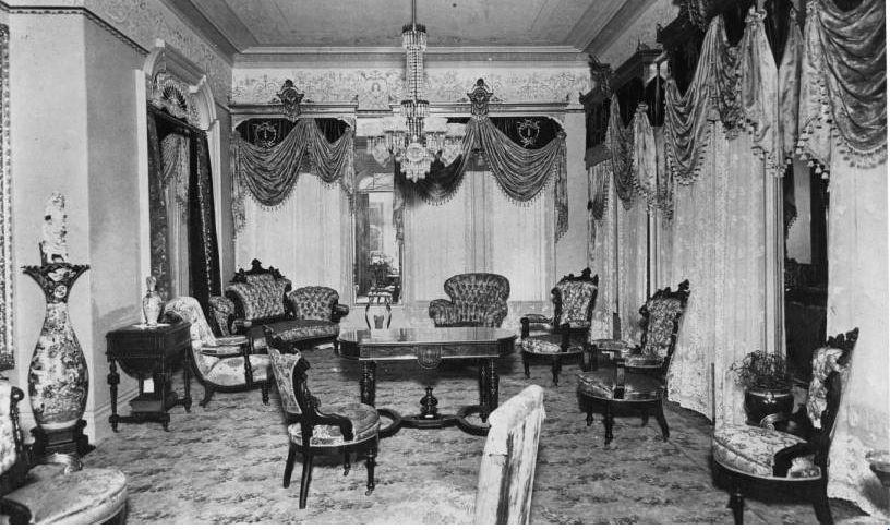 Home of Arcadia Bandini Baker