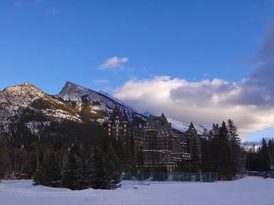 2013-01-26 Banff & Lake Louise