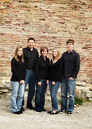 Banning Family 2009