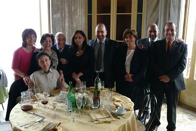 The Di Rosa family.