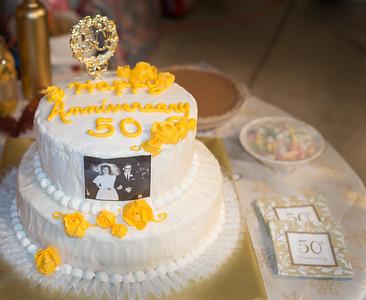 Barb & Larry's 50th Anniversary 2015