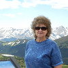 Barb on Trail Ridge Road (Rocky Mountain National Park)