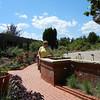 Barb: Rose Garden area in Botanic Gardens