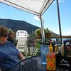 Barb: Lunch at Grand Lake