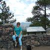 Barb on Lookout Mountain (Buffalo Bill's Grave)