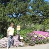 Barb at Botanic Gardens