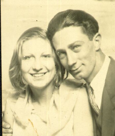 "Charles Harold Bassett (10 Sep 1911-16 Feb 1989) and wife Sarah Gertrude ""Sally"" Jones (13 May 1915-31 Dec 1982)"