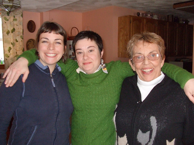 The Gals, Christmas 2007