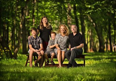 Barbara Wright family