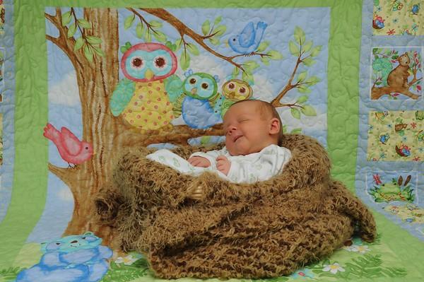 Handmade Blanket Tour with Finnegan