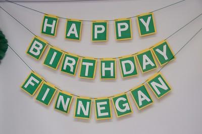 Finnegan Turns 2