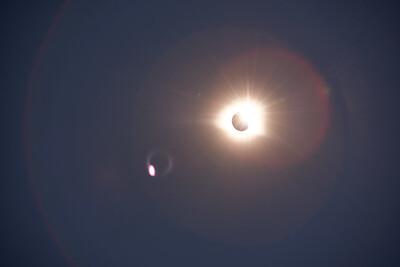 Total Eclipse Blythewood  South Carolina