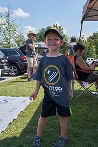 Solar Eclips 2017 in Blyethwood South Carolina