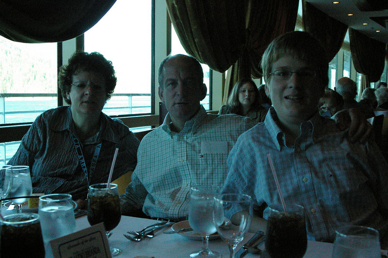 Alask Cruise 2006 Final Dinner