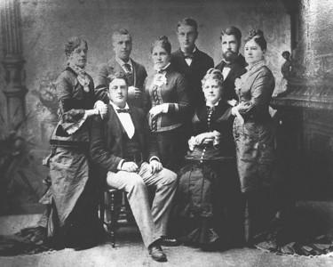 Barnes Family History