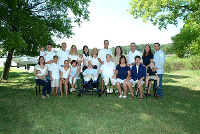 Barron Family Portraits