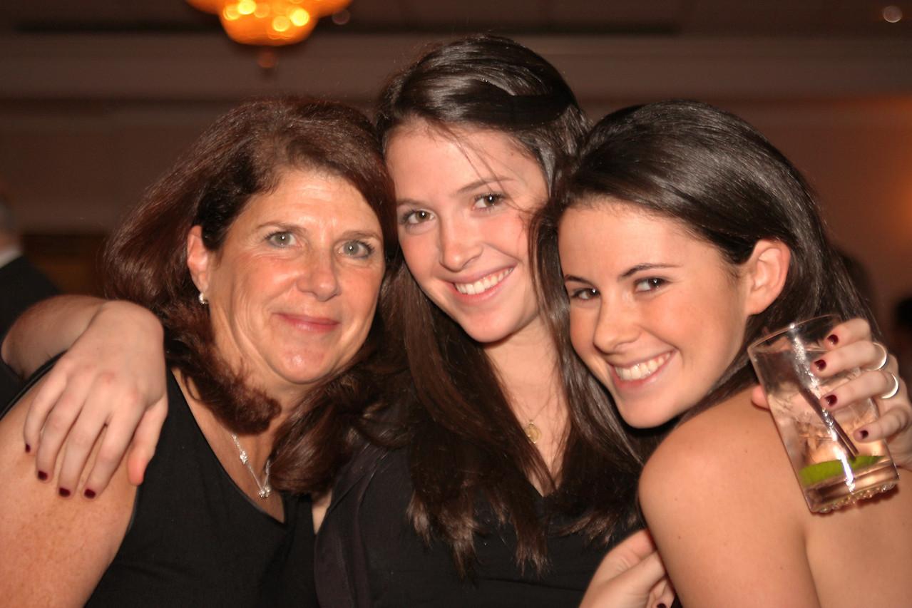 Debbie, Meredith, Amanda
