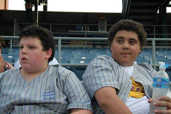 Baseball Alliance Stadium 2008