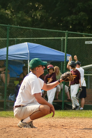 Baseball Pony League Fall 2011