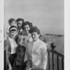 Back Row: Dorothy Battaglia, her father, Antonino Battaglia, her mother Margaret Battaglia. Front Row: Maria Falcone, Phil Battaglia, Josephine, and unknown child.
