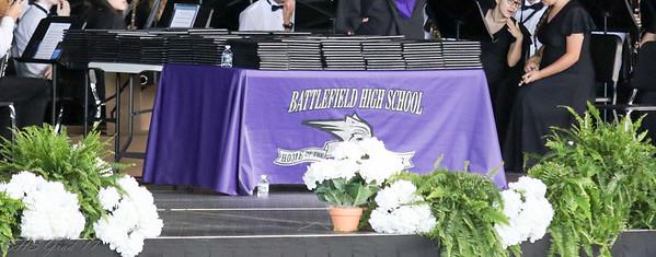 Battlefield HS Graduation 2017