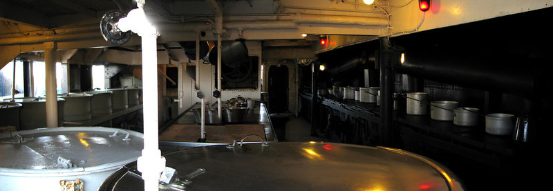 enlisted galley