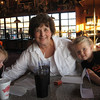 Nana, Claire and Camden at dinner on Friday night.