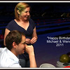 Bday Party for Michael & Wendy 2011 :