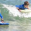 Henry on a wave