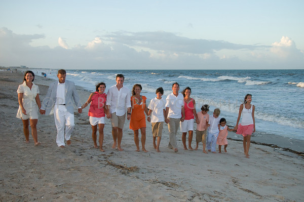 The Nolans and family
