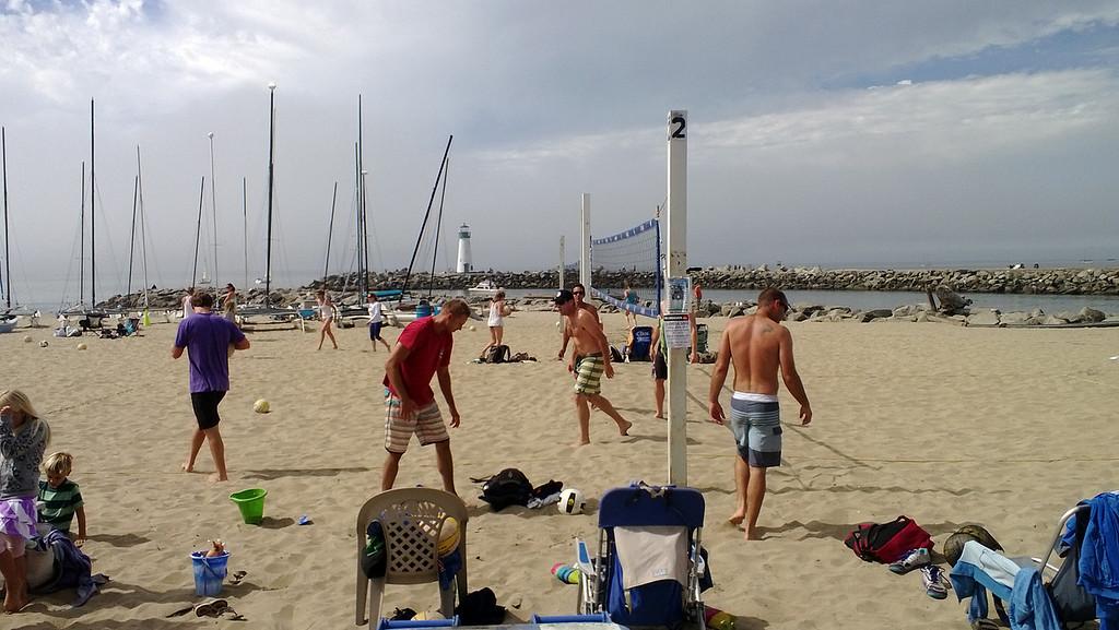 Beach House, August 2013
