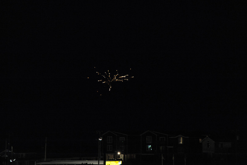 Fireworks 2009 -1