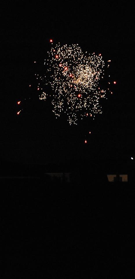 Fireworks 2009 -3