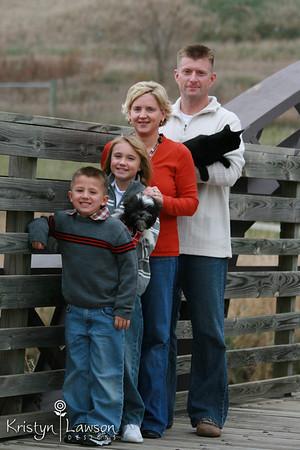 Beacom Family 2009