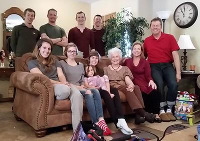 Beamish Family Christmas 2015