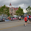 Freedom Festival parade route, Provo--Old BYU Academy, now Provo Public Library