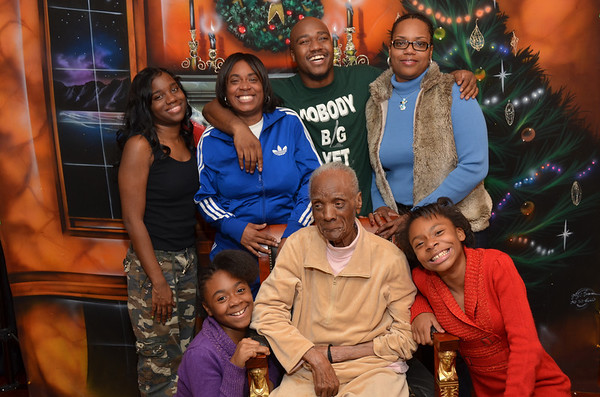Beasley Family 11/22/2012