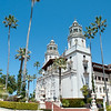 Hearst Castle -- aka a rich guy's summer home in the roaring 20's.