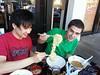 "Lunch at <a href=""http://www.tatsuramen.com/"">Tatsu Ramen</a>"
