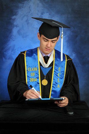 Beau's UCLA Senior Portraits