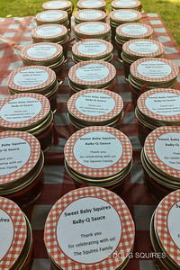 Sweet Baby BBQ Sauce by Mark Squires