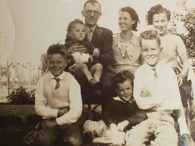 Beck Family 1938