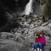 Drew and Katie (Yosemite 1996).