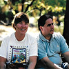 Becky and Tony, Yosemite, 2002.