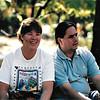 Becky and Tony, Yosemite, 2002.