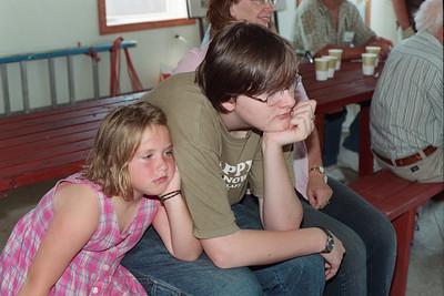 Amanda Snyder and Jeremy Kistler