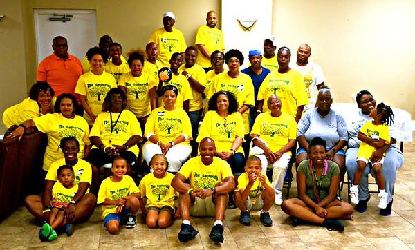 Beene/Hyatt Family Reunion 15 - S. Pittsburg, TN