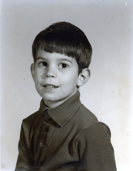 Eric<br /> age 5