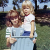Aunt Nancy and Chris<br /> 1967