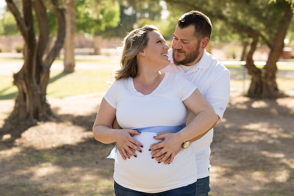Beka & Sean Maternity